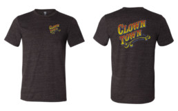 Clown Town Shirt Apparel