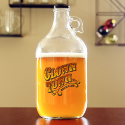 Clown Town Brew Club Growler