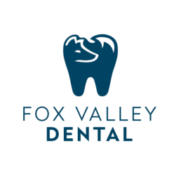 Fox Valley Dental Logo on White