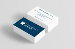 Fox Valley Dental Business Cards