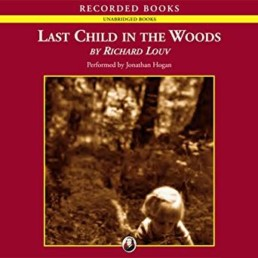 Last Child in the Woods book cover