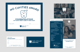 Fox Valley Dental Marketing Graphic Design